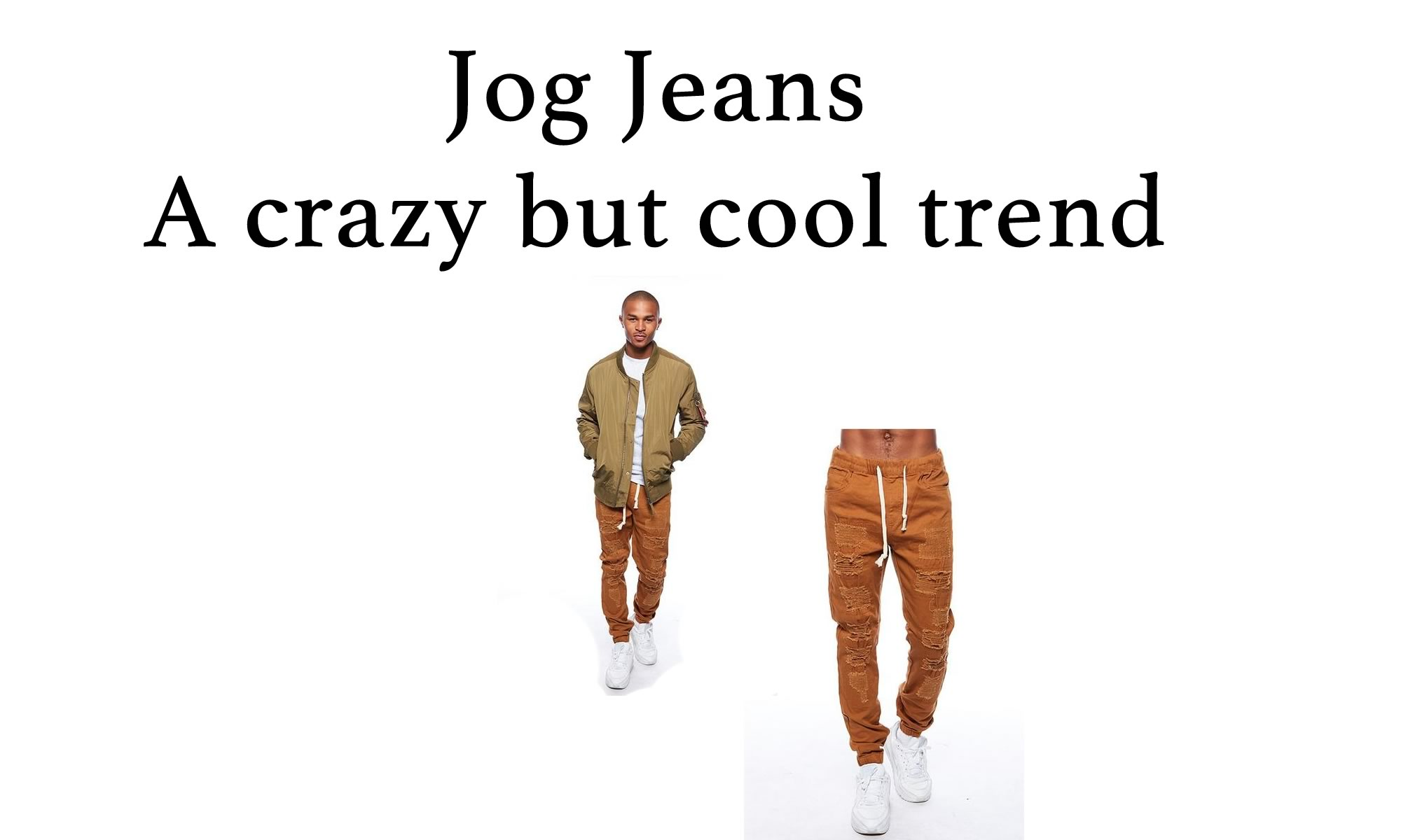 Jog Jeans